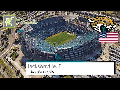 Jacksonville, FL - EverBank Field / 2016