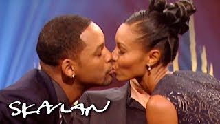 Will and Jada Pinkett Smith explain their «sexy fire» | 2009 interview | SVT/NRK/Skavlan