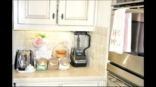 To Go Breakfast Station and DIY Dollar Tree Bagel Stand