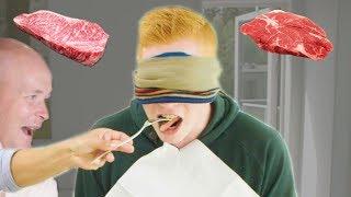 Köttbit för 100 kr VS köttbit för 10.000 kronor