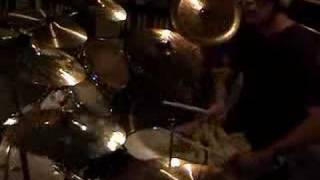 "Gizmachi - ""Wandering Eyes"" on drums"