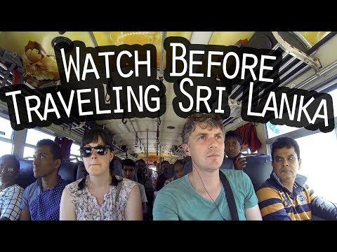 My Sri Lanka Travel Tips After 2 Week of Backpacking Sri Lan