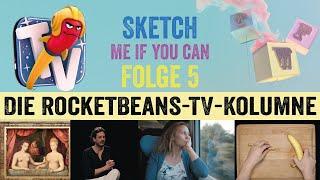 15 Minuten mit Luksan Wunder auf Rocket Beans TV (F5: Wie mögen Sie ihre Kamellen?)