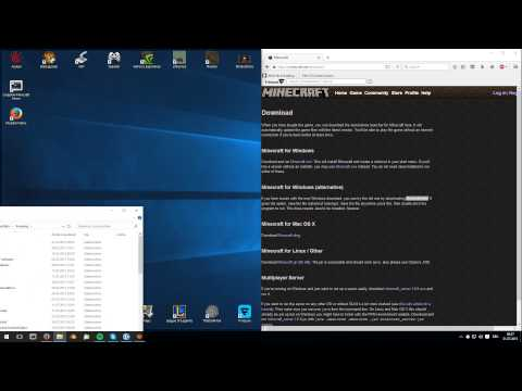 how to download minecraft for free windows 10 2016