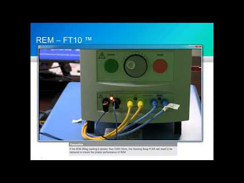 PM Medtronic/Covidien FT10 with the Rigel Uni-Therm Electrosurgical Analyzer Webinar