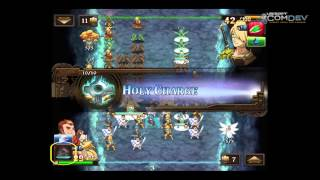 Might & Magic Clash of Heroes - Advanced Strategy fo Haven Trailer - iOS