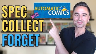 SPEC // COLLECT // FORGET with Special Guest AUTOMATIC COMICS - Stream Highlight Comic Book Game