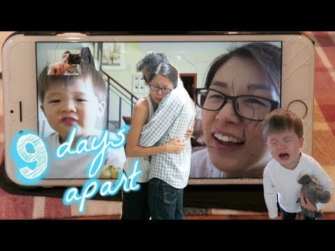 Brasilia, DC Vlog: 9 Days Apart, Solo Parenting!