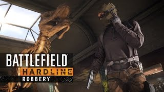 The Big Score – Battlefield Hardline: Robbery's Squad Heist Gameplay Trailer