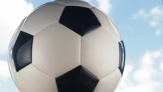 The Football Stock Video