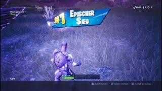 Fortnite solo epic win