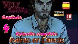 The Wolf Among Us Temporada 1 Capítulo 4 completo: Disfrazado de oveja-Español-Directo 1080p
