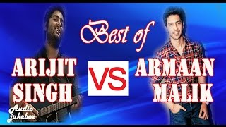 Arijit Singh VS Armaan Malik Live Together