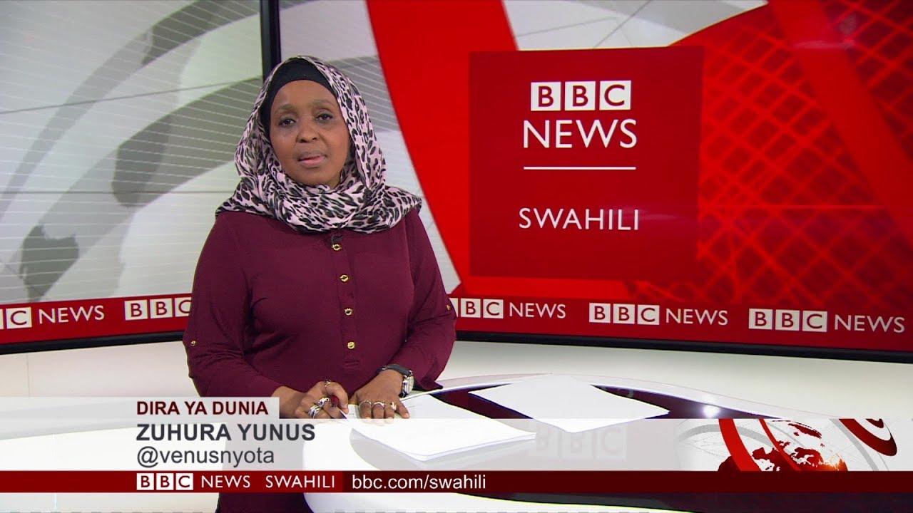 BBC DIRA YA DUNIA JUMATANO 22.05.2019