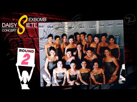 Sexbomb Girls | Round 2 Concert | Simply, Mae