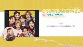 thai-ver-got7--eb-84-88--ed-95-98-eb-82-98-eb-a7-8c-one-and-only-you-ft-hyolyn-l-cover-by-giftzy-uzme-ggonesupakn