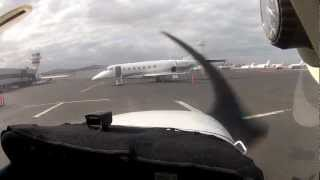 GoPro Class Bravo Airport KPHX 12132012 C172P- Part 2 of 2