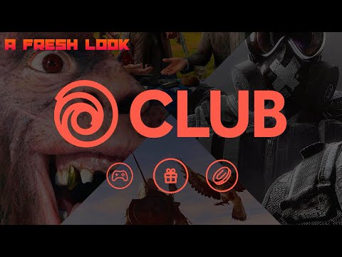 The New Ubisoft Club App Refresh Is Clean