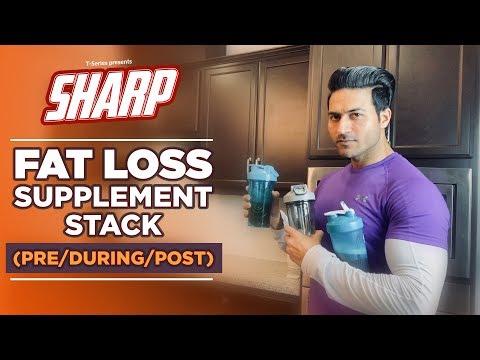 Supplement Stack  | SHARP 12 Week Fat Loss Program By Guru Mann | Health & Fitness