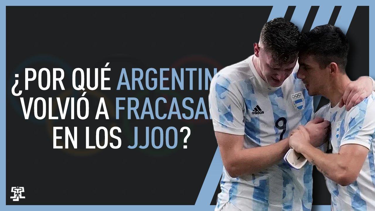¿Por qué la Selección Argentina volvió a fracasar en los Juegos Olimpicos?