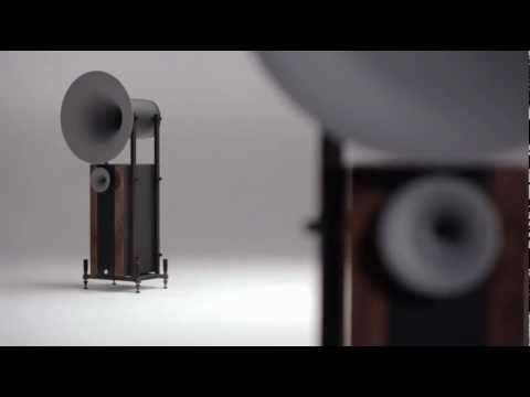 Avantgarde Acoustic Horn Technology Video