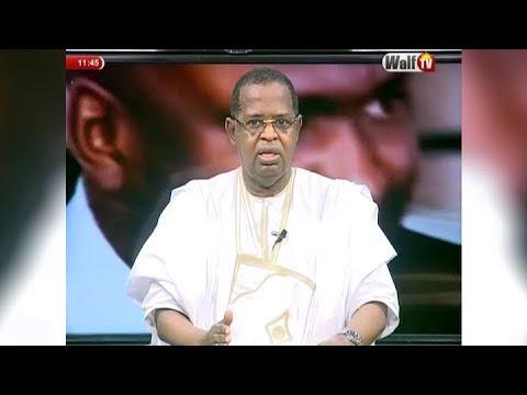 Assemblée Nationale : Sidy Lamine Niass sur le vote du projet de loi sur le parrainage