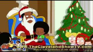 The Cleveland Show Season 1 Episode 9 - A Cleveland Brown Christmas [HQ] Part 22.flv