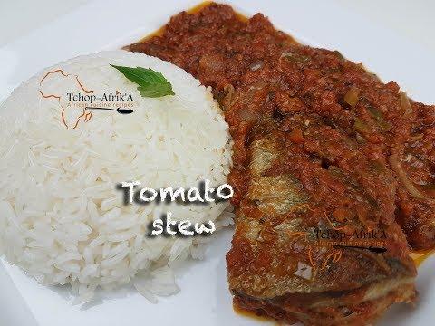 Fish Tomato Stew
