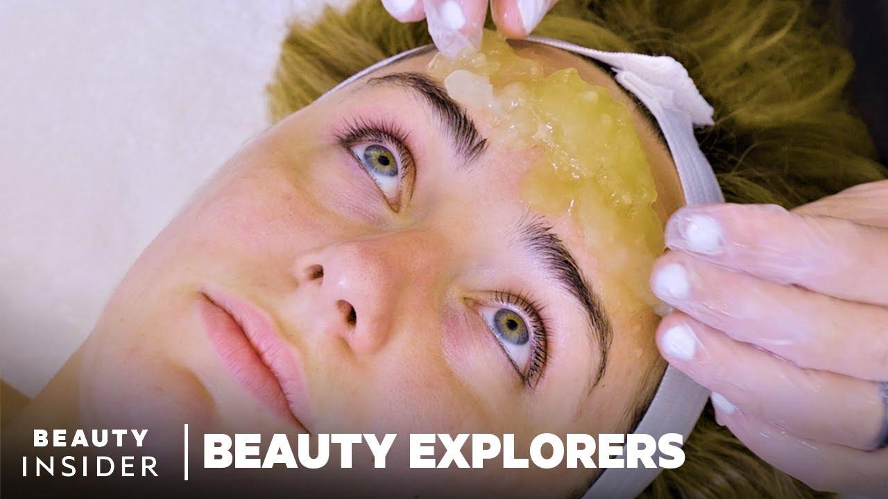 Algae-Infused Facial Contours Skin   Beauty Explorers