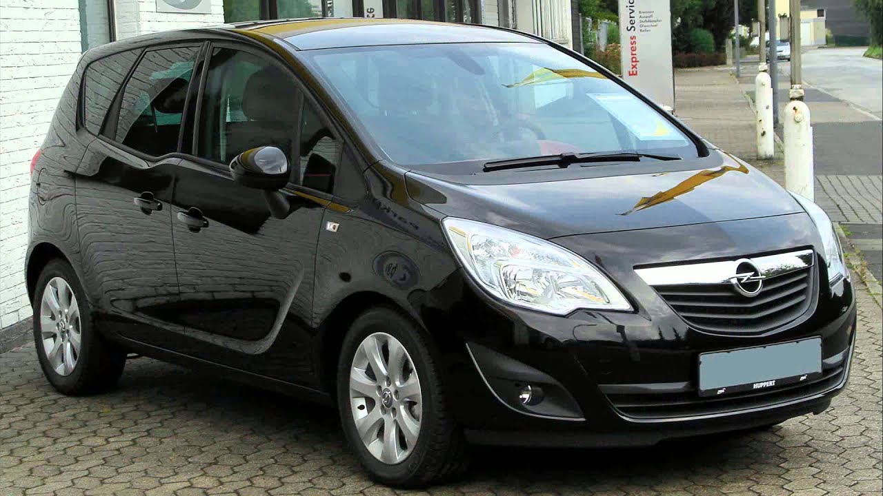 opel meriva youtube. Black Bedroom Furniture Sets. Home Design Ideas