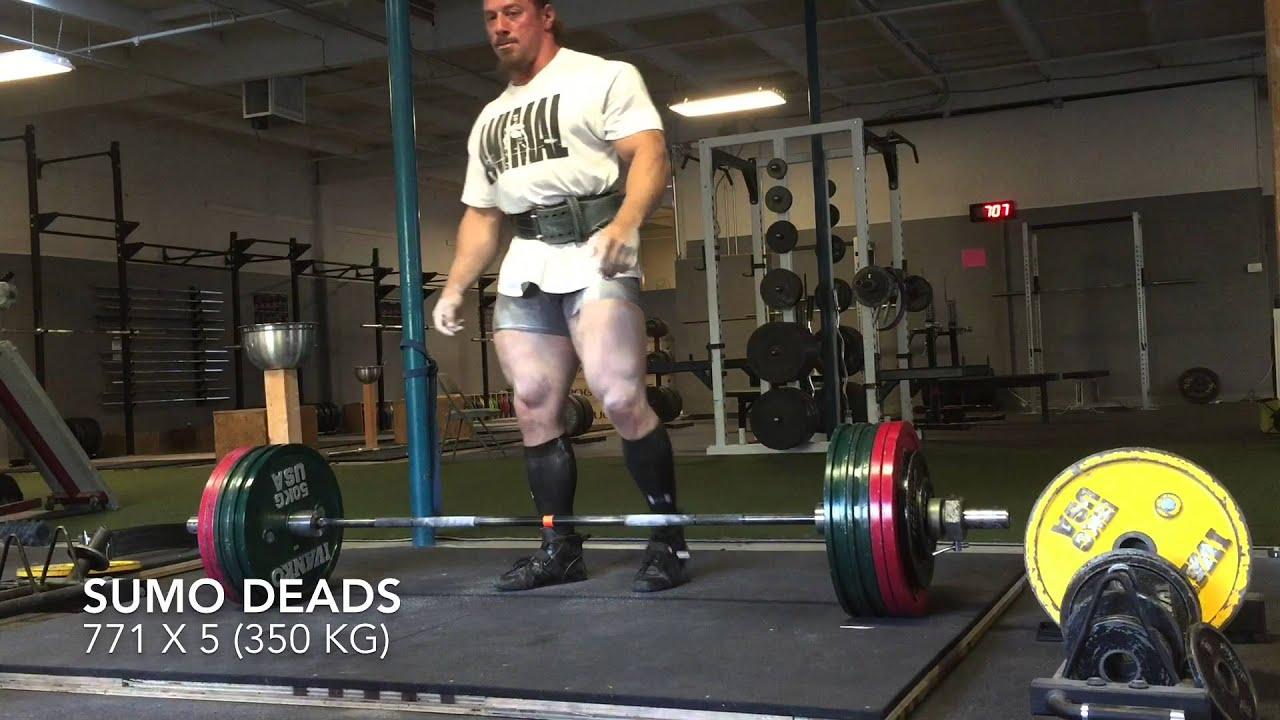 Powerlifter Dan Green Tears Bicep Withdraws From Meets