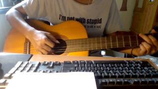 Hướng dẫn đánh đoạn điệp khúc Suy Nghĩ Trong Anh
