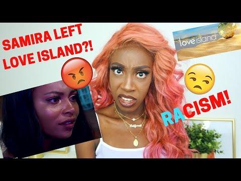 SAMIRA LEFT LOVE ISLAND, THE PRODUCERS ARE MUSTY & RACIST: HURR GRWM | SincerelyOghosa| Longqi Hair