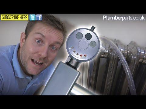Electric Towel Rail Radiator Element - Plumbing Tips