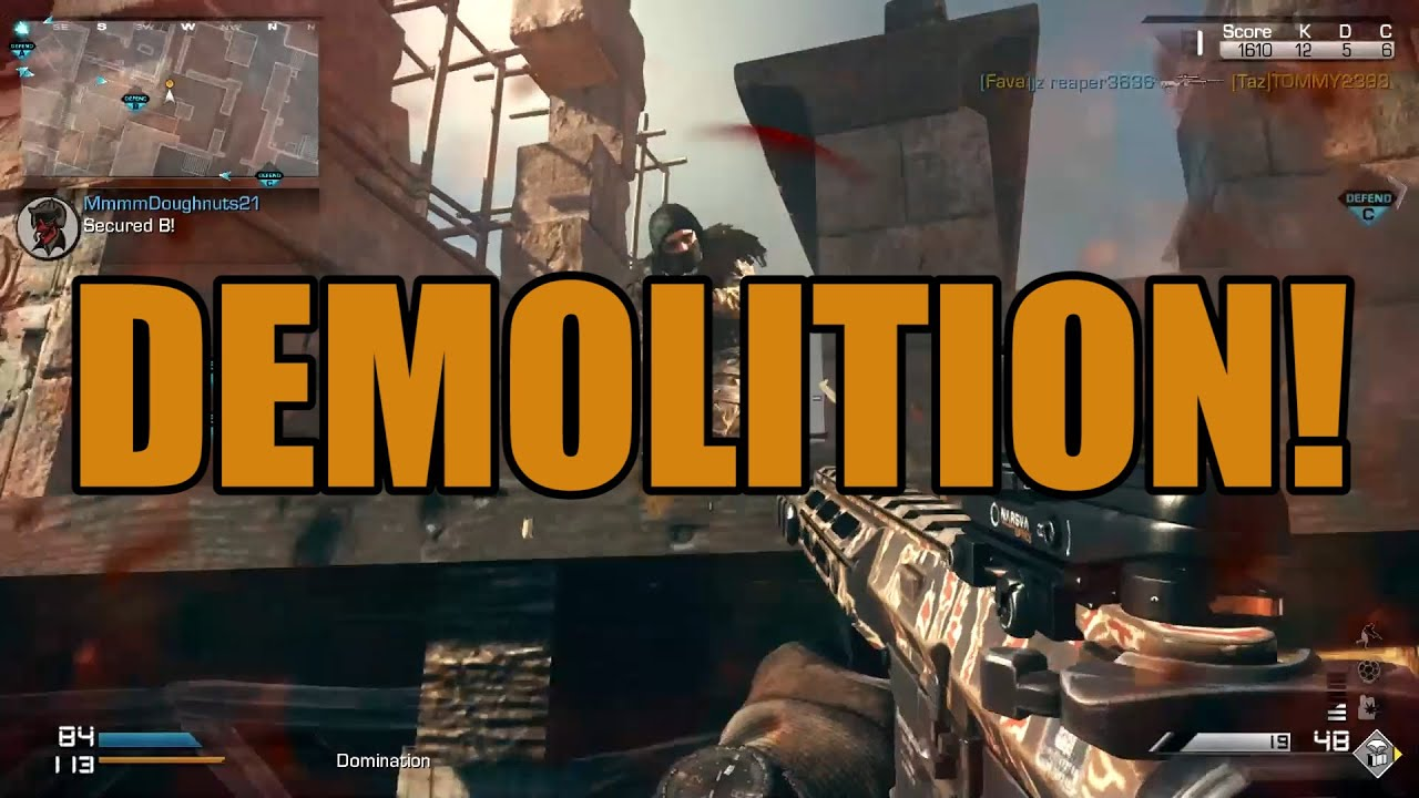 Back call domination