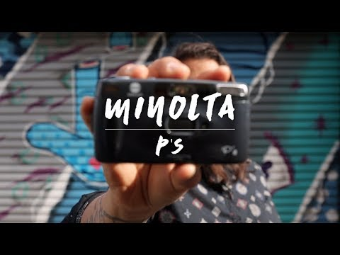 Episode 4 - Minolta P's photowalk & thoughts - My coolest panorama point and shoot camera.