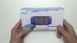 ВидеоОбзор Sony PSP MP5 Портативной приставки Лучше чем nintendo switch ?