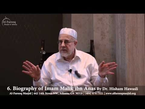 6. Biography of Imam Malik ibn Anas (Part 3 of 4)