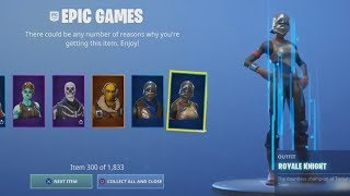 *ONLY TODAY* HOW TO GET ALL FORTNITE SKINS FOR FREE!!! *EXCLUSIVE* EPIC GAMES !!!