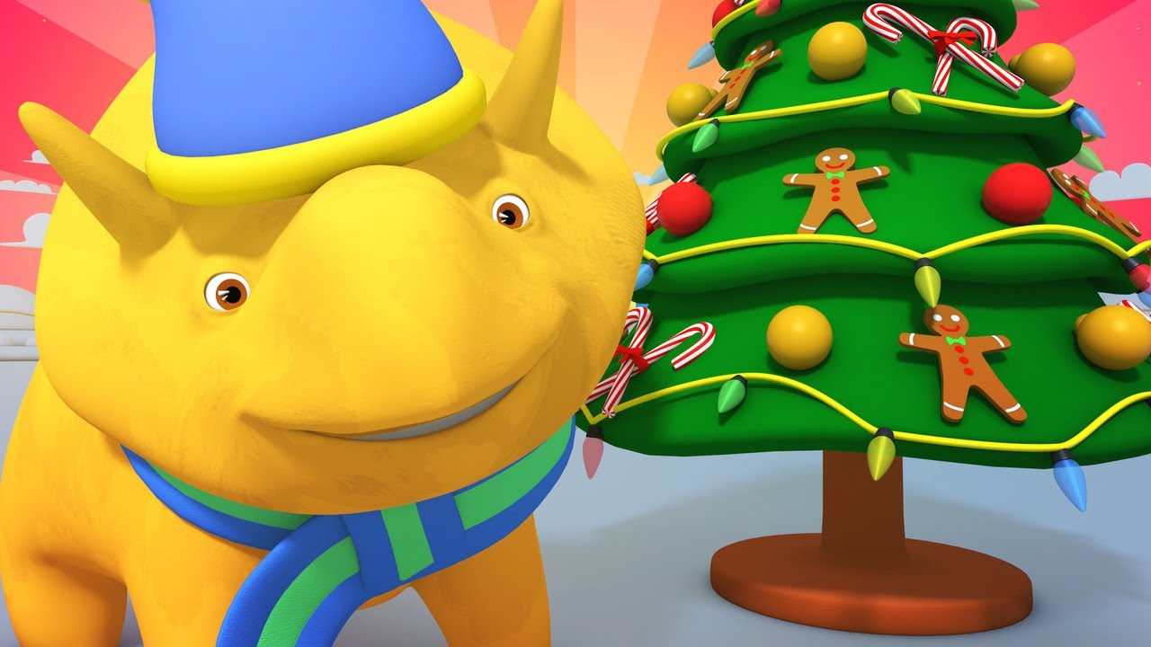 Christmas Christmas Tree Ornaments Learn With Dino The Dinosaur Educational Cartoon For Kids Youtube Polish your personal project or design with these cartoon tree transparent png images, make it even more personalized and more attractive. christmas christmas tree ornaments learn with dino the dinosaur educational cartoon for kids