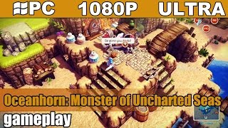 Oceanhorn: Monster of Uncharted Seas gameplay HD [PC - 1080p] - Action RPG