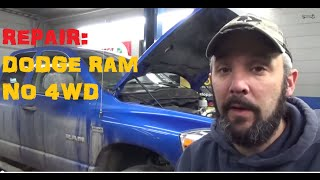 Dodge Ram No 4WD