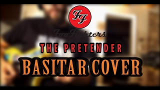 Basitar Cover | The Pretender -  Foo Fighters | Learn how to play guitar in one day