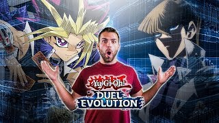 *NEW* YuGiOh h5 DUEL EVOLUTION Online Game Review! YuGiOh Cards Evolve!?