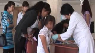 в Алматы прошла акция памяти умерших от СПИДа