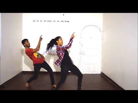 Tukur Tukur - Dilwale | Shah Rukh Khan | Kajol | Varun | Kriti |Bollywood Dance Choreography