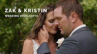 Zak & Kristin Wedding Highlights - Pittsburgh Summer Wedding