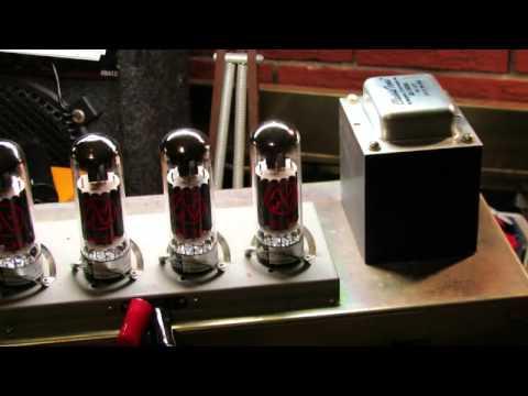 Marshall Dsl  Dual Super Lead Repair New Power Tranny Tubes