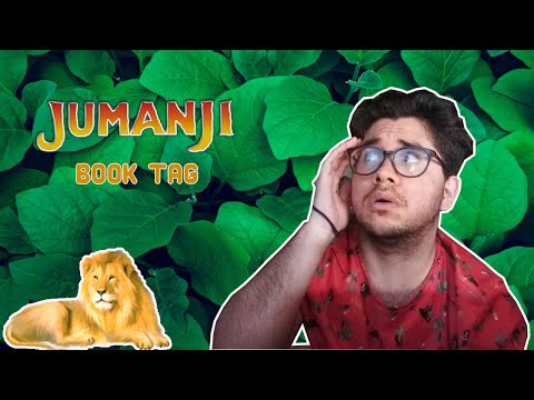 JUMANJI BOOK TAG | O IMAGINÁRIO from YouTube · Duration:  16 minutes 14 seconds