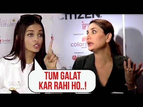Aishwarya Rai Bachchan SLAMS Kareena Kapoor Khan